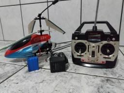 Helicóptero Pelicano Controle Remoto