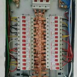 Eletricista montagem de manutenção instalação elétrica em geral ligue agora