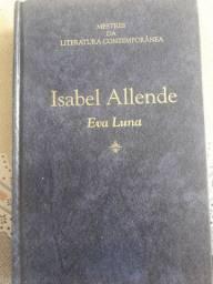 Livro Eva Luna de Isabel Allende