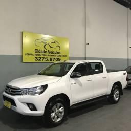 Toyota Hilux SRV 2016/2016 Automática, Carro Impecável