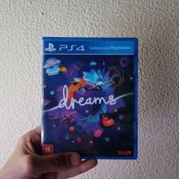 Jogo para Playstation 4 novo(aberto só para teste)