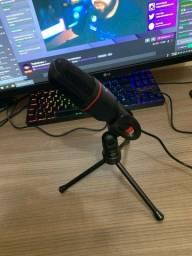 Microfone para Live