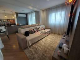 Apartamento com 2 dormitórios à venda, 68 m² por R$ 500.000,00 - Vila Nivi - São Paulo/SP