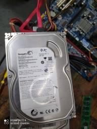 HD 500 gigas Seagate PC Tudo ok