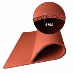 Manta de Silicone Esponjosa para Prensa Plana 40x60cm 8mm (MG069) - 01 Unidade