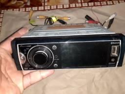 Toca CD Pioneer DVH8580