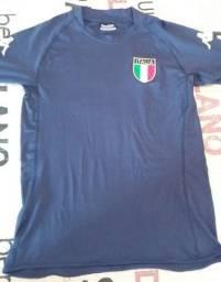 Camiseta Kappa Itália -tamanho M