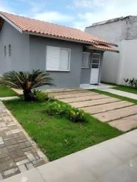 PO// - Casa Linda com terreno de 200m² e Casa construída de 52,30m²
