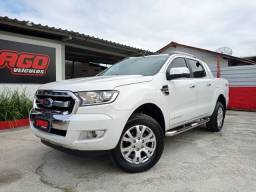 Ford Ranger Limited 3.2 Diesel Aut. 4x4 2017 IPVA 2021 PAGO!