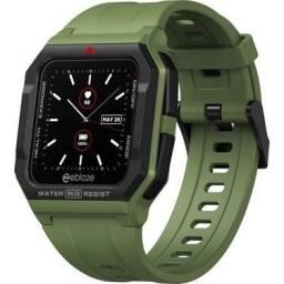 Smartwatch Colmi P10 - Nas cores Verde Militar e Preto