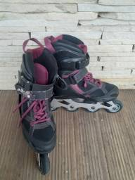 Roller oxelo n35-38 abc5 profissional
