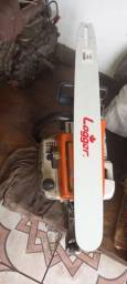 Motosserra stihl 051 com sabre e corrente nova