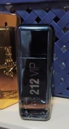 212 Vip Men Black Masculino Eau De Parfum 200ml - Usado
