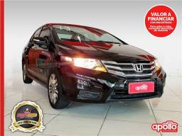 [GNV] Honda City EX 2013 Automático em ótimo estado!
