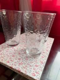 Conjunto de copos para drink