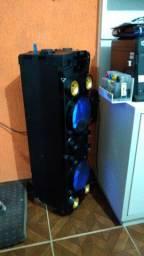 Torre de som PCX 11000...caixa top...
