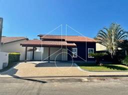 Casa de condomínio para alugar com 3 dormitórios em Jardim estoril, Marilia cod:L934