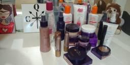 Lote de produtos Hinode