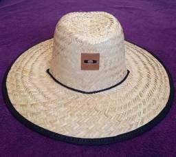 Chapéu de palha Oakley Marrom