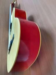 Violão Harmonics Nylon Natural