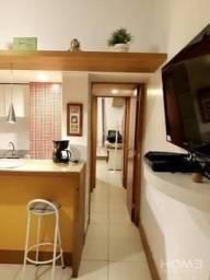 Lindo apartamento mobiliado 1 dormitório à venda, 40 m² por R$ 550.000 - Copacabana - Rio