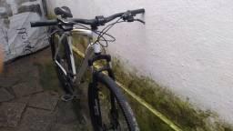 Bicicleta aro 29 Track bikes TB Niner com Suspensão dianteira, Freio a disco