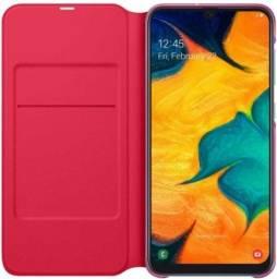 Capinha Original (Flip Wallet Cover) Samsung A30