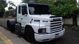 Caminhão Scania 112 HS ano 1989