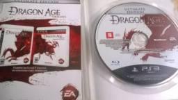 Vendo jogo Play 3 original