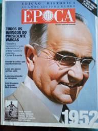 Revista ÉPOCA edição histórica 60 anos