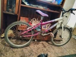 Vendo bike aro 20 infantil