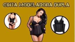 Cinta modelo dupla