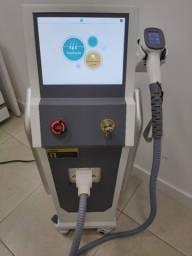 Máquina De Depilação A Laser Profissional 808nm Diodo