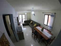 Apartamento de 2 quartos de frente para o mar em Guaratuba