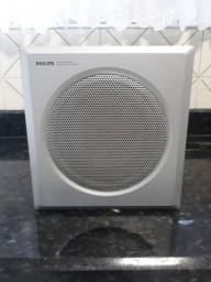 Caixa subwoofer Philips