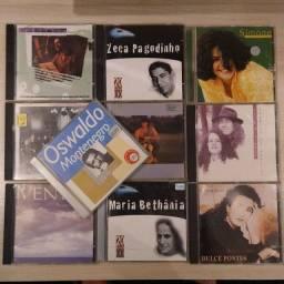 Lote (10 cds) originais