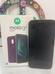 SMARTPHONE MOTO G4 PLAY! FRETE GRÁTIS!!!.
