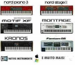 1TB-Kontakt-Nord, Amazing, Pads, loops, e outros