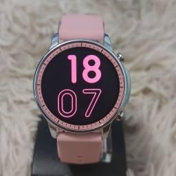 Smartwatch Relógio Feminino Digital V23 Original Topíssimo