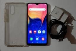 Samsung A10 32GB Novo (PASSO CARTÃO)