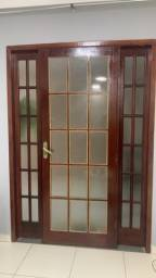 Vendo porta e janela
