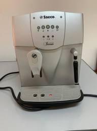 Máquina de café grão e scanner sunfire.