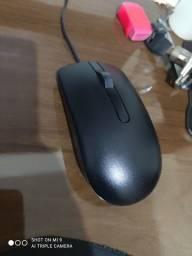 Mouse com Fio Dell