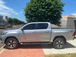 Toyota Hilux SRX 50th Anniversary 2019