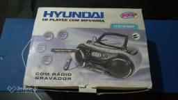 Hyundai CD Player Modelo HY-41MP