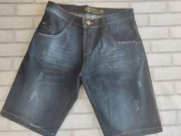 bermudas jeans masculinas