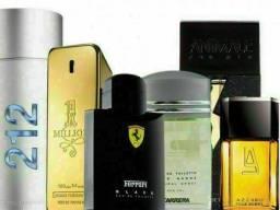Perfumes importados apartir de 60,00 com alta concentração de essência