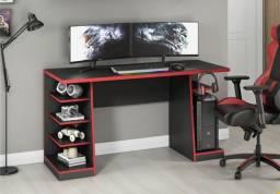Mesa/Escrivaninha Ideal para Computador ou Gamer