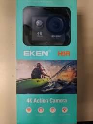 Câmera de Ação H9R Black 4K + Cartão SD 32GB Classe 10