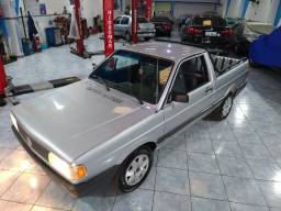 VW Saveiro GL 1.8 1995 gasolina Impecável, toda original Selada, frente traseira.